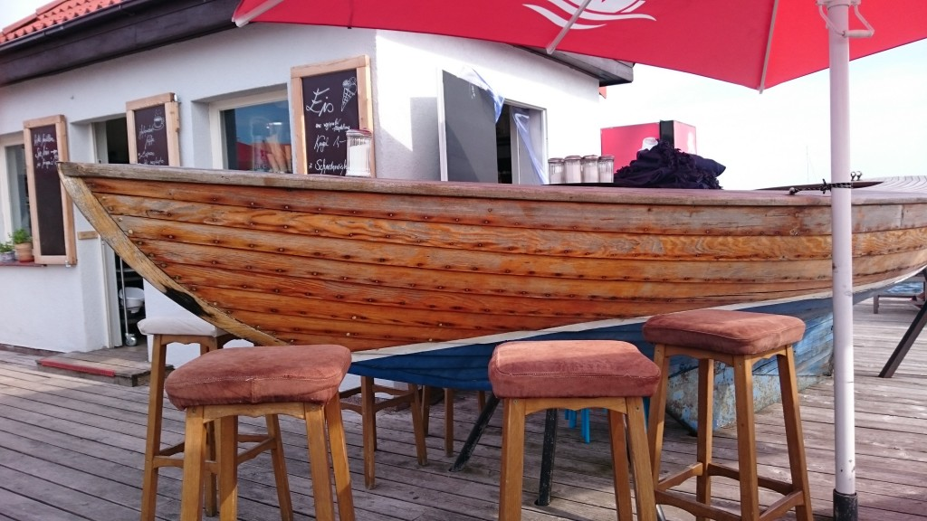 Die Juniorboot Bar